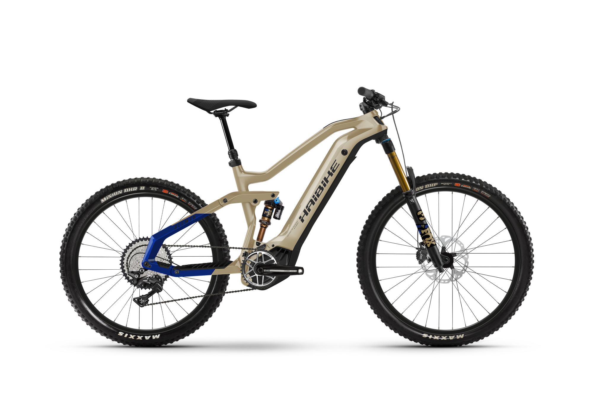 HAIBIKE ALLMTN 7 600Wh coffee-blue 2021