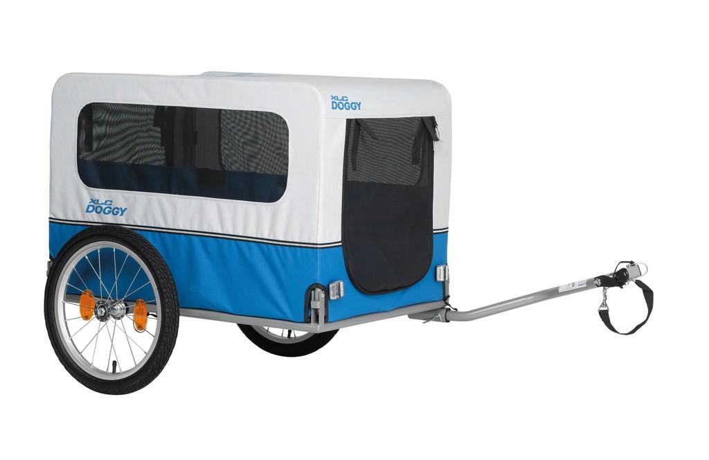 Fahrradanhänger XLC Doggy Van