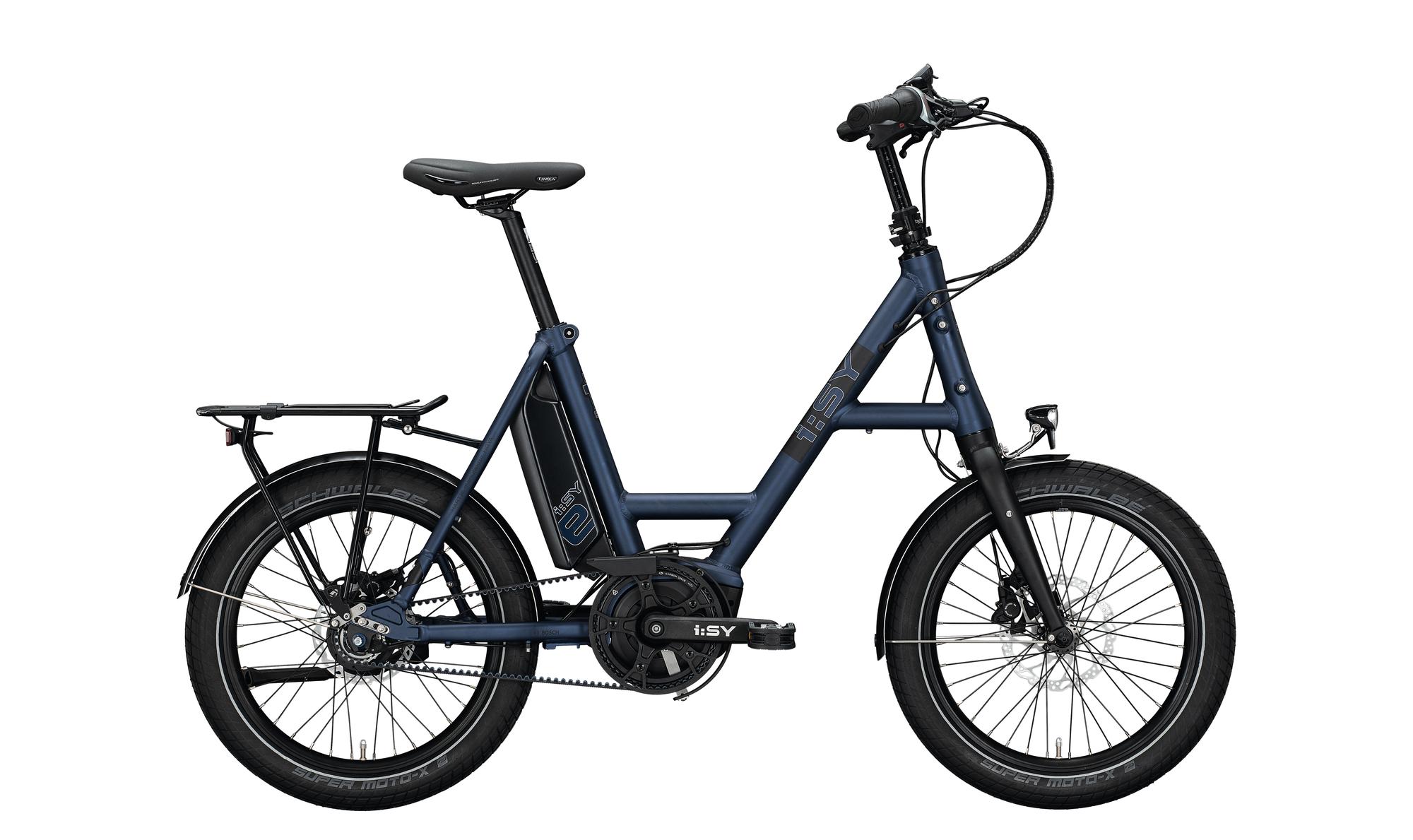 I:SY DrivE N3.8 ZR Enviolo 500Wh beryllblau-matt 2021