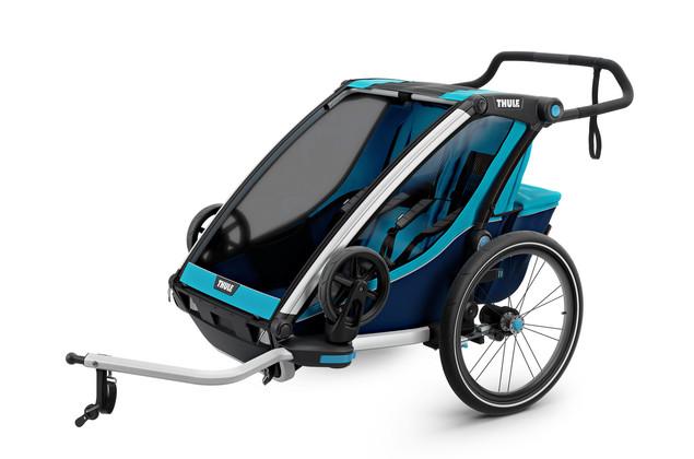 Thule Chariot Cross 2 blue 2020