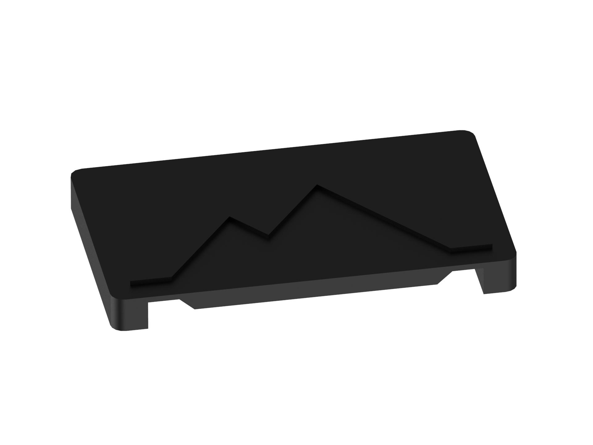 Mountix Kontaktschutz für Bosch Intuvia + Nyon Display (bis 2020)