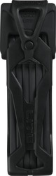 ABUS Faltschloss BORDO Lite 6050/85 black