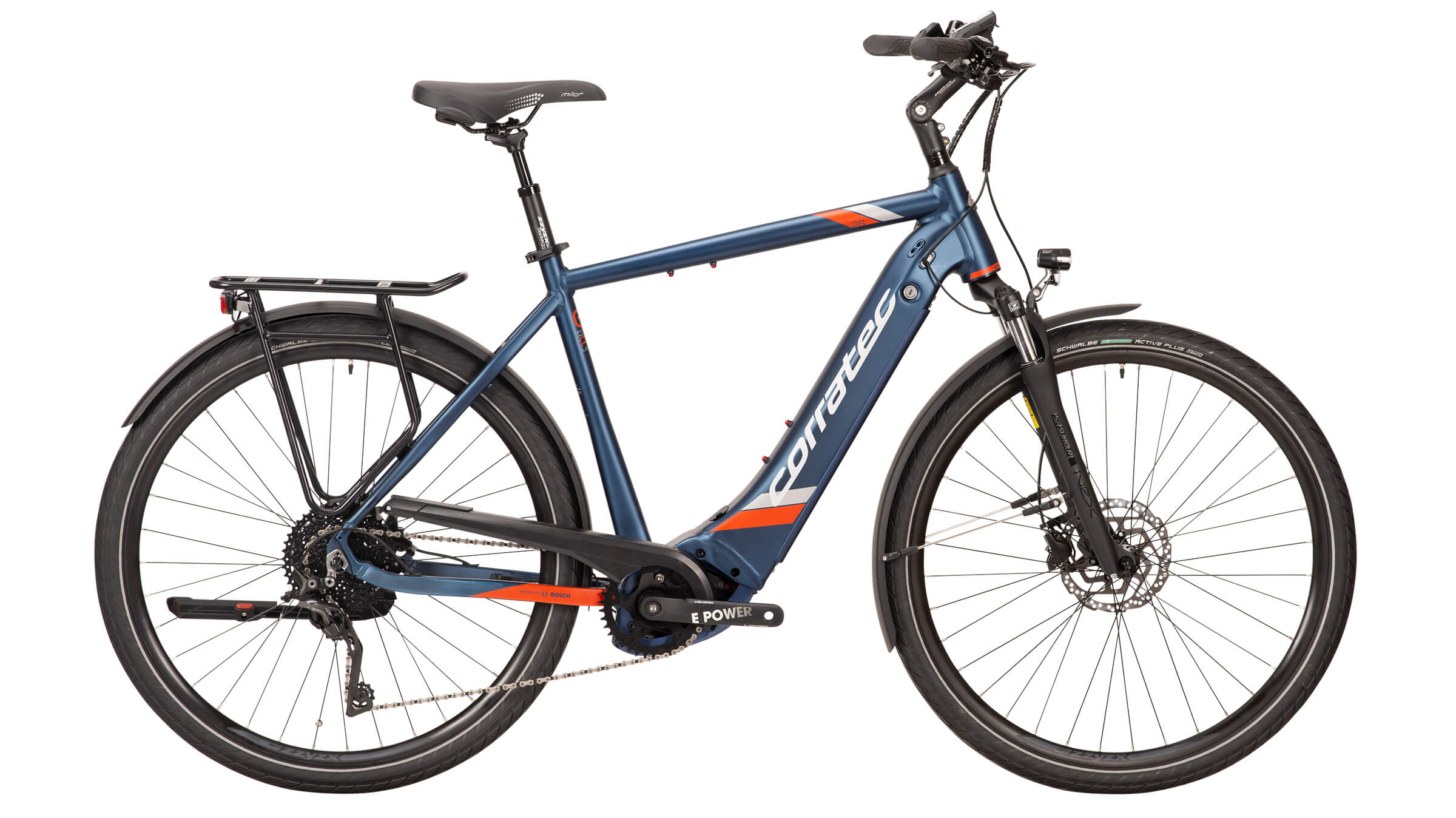 CORRATEC E-POWER URBAN CX6 Gent 625Wh blue 2020