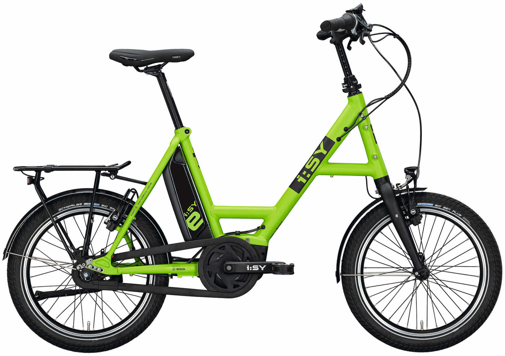 I:SY DrivE S8 8-Gang 400Wh lightgreen-matt 2021
