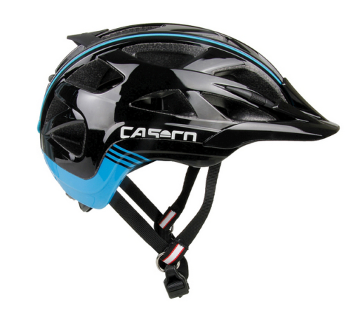 Casco Activ 2 schwarz-blau
