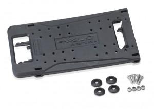 XLC Adapterplatte carry more für XLC Systemgepäckträger
