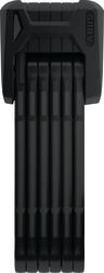 ABUS Faltschloss BORDO GRANIT XPlus  6500/85 black ST