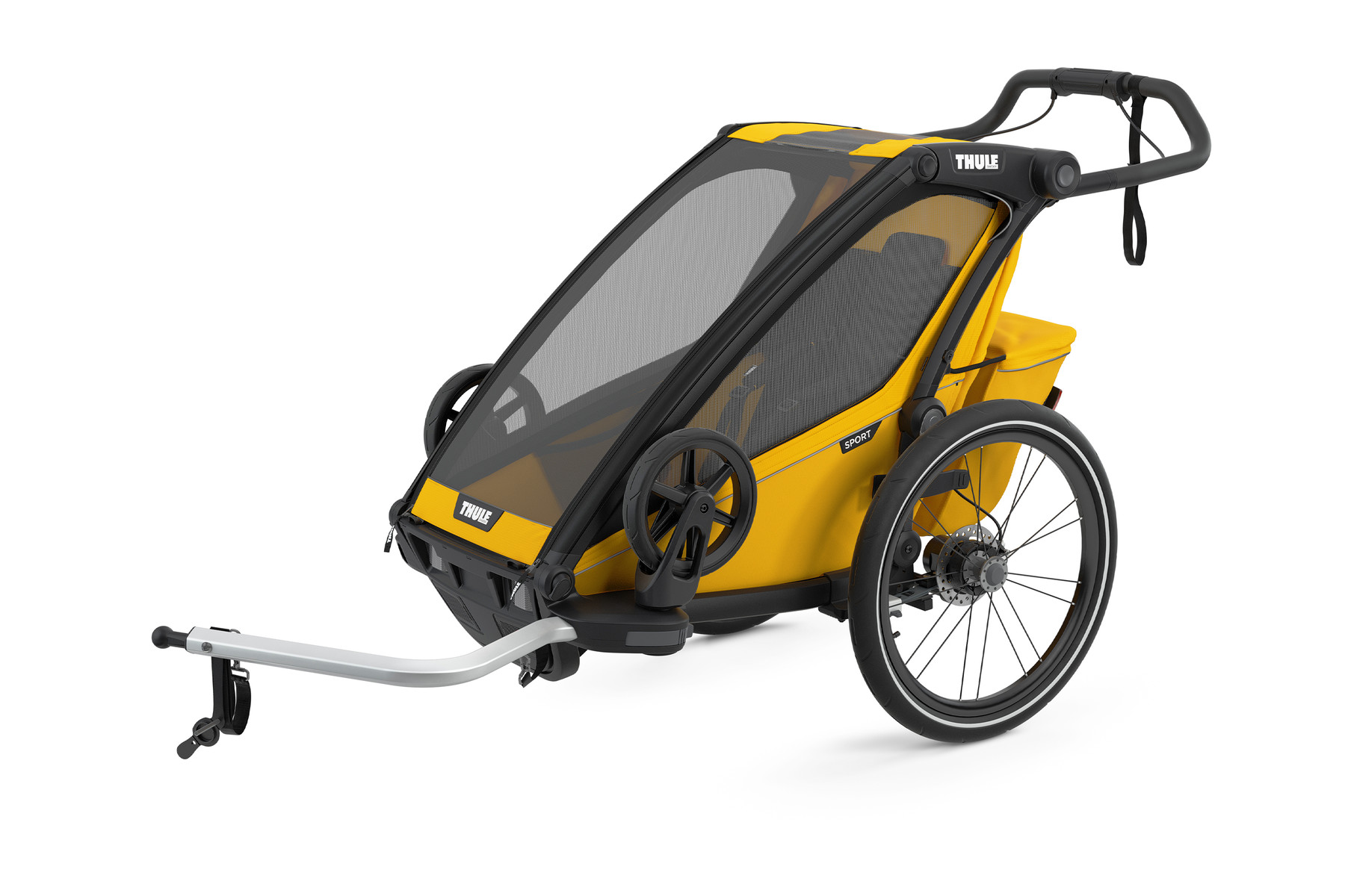 Thule Chariot Sport 1 spectra-yellow 2021
