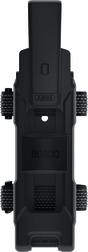 ABUS Faltschloss BORDO 6000/90 black ST