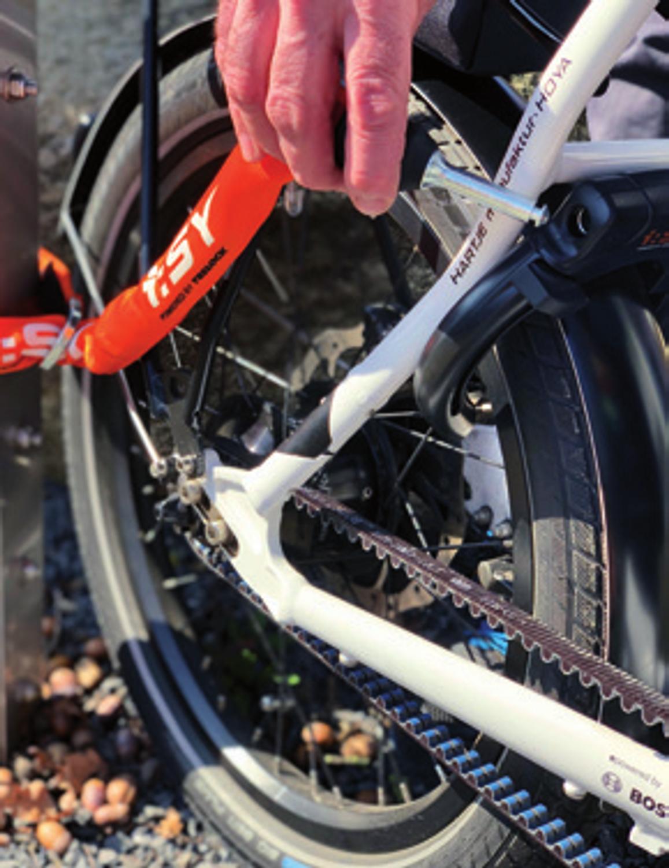 I:SY Fahrradschloss-Set One-Key-Solution