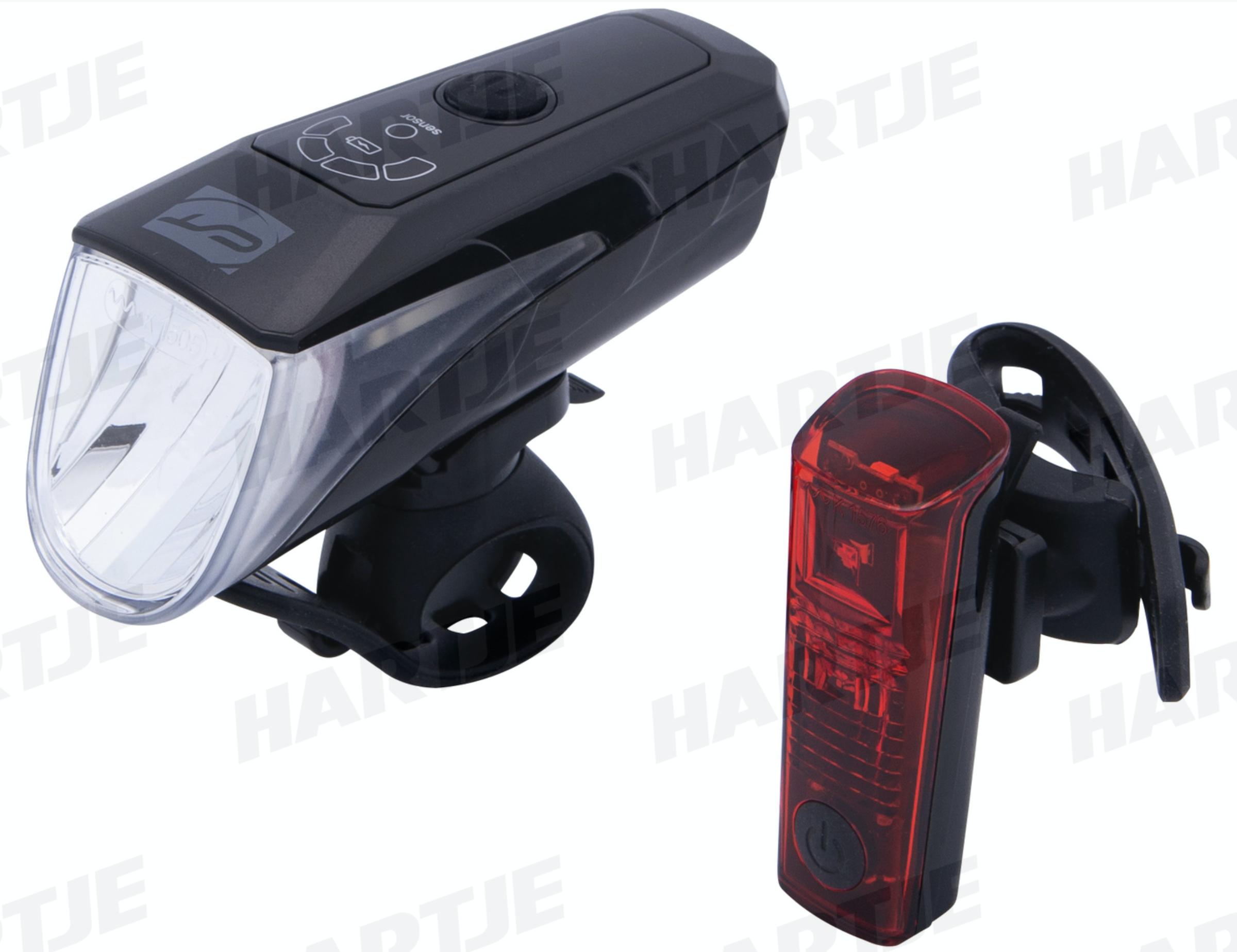 CONTEC Akku-LED-Leuchtenset 24sevenStop 70 Lux
