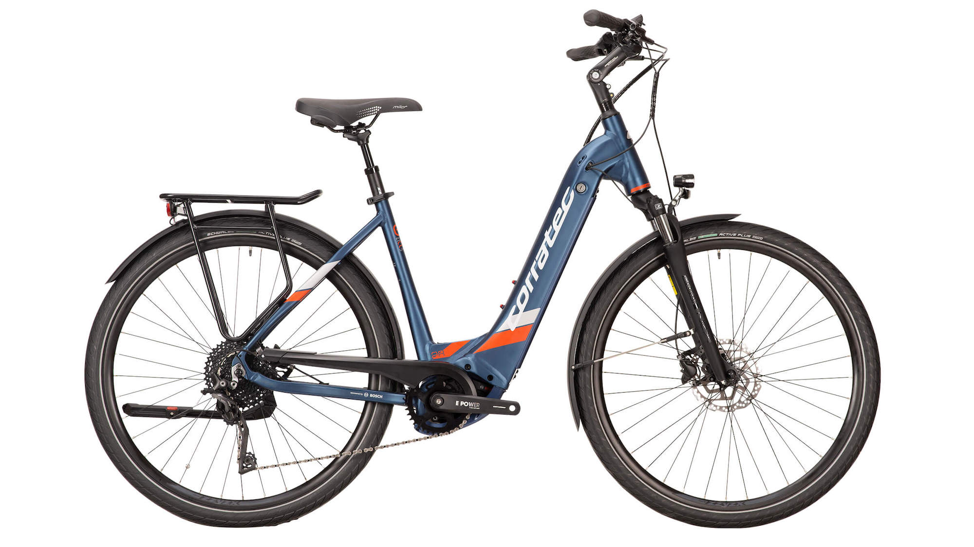 CORRATEC E-POWER URBAN CX6 Wave 625Wh blue 2020