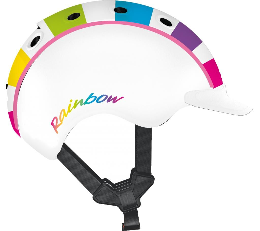 Casco Mini 2 Regenbogen