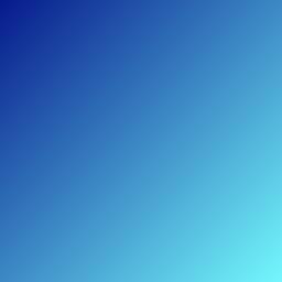 Blau / Cyan / Türkis