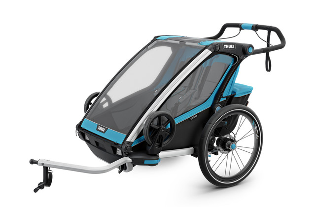 Thule Chariot Sport 2 blue-black 2020